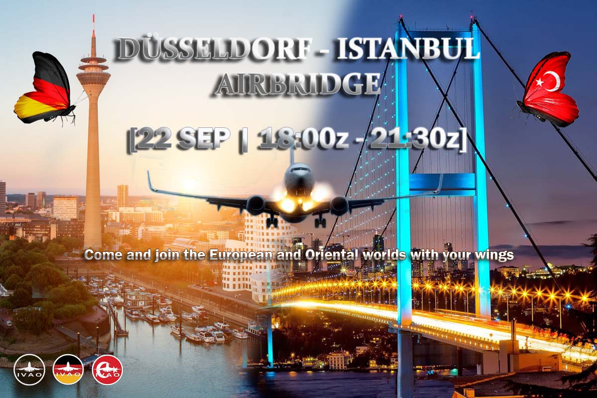 Turkish Virtual Airlines - Virtually Yours