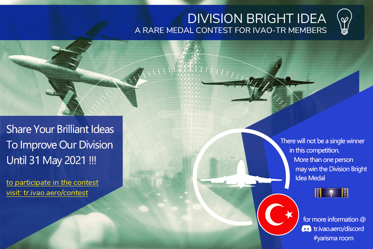 Division Bright Idea Contest #01