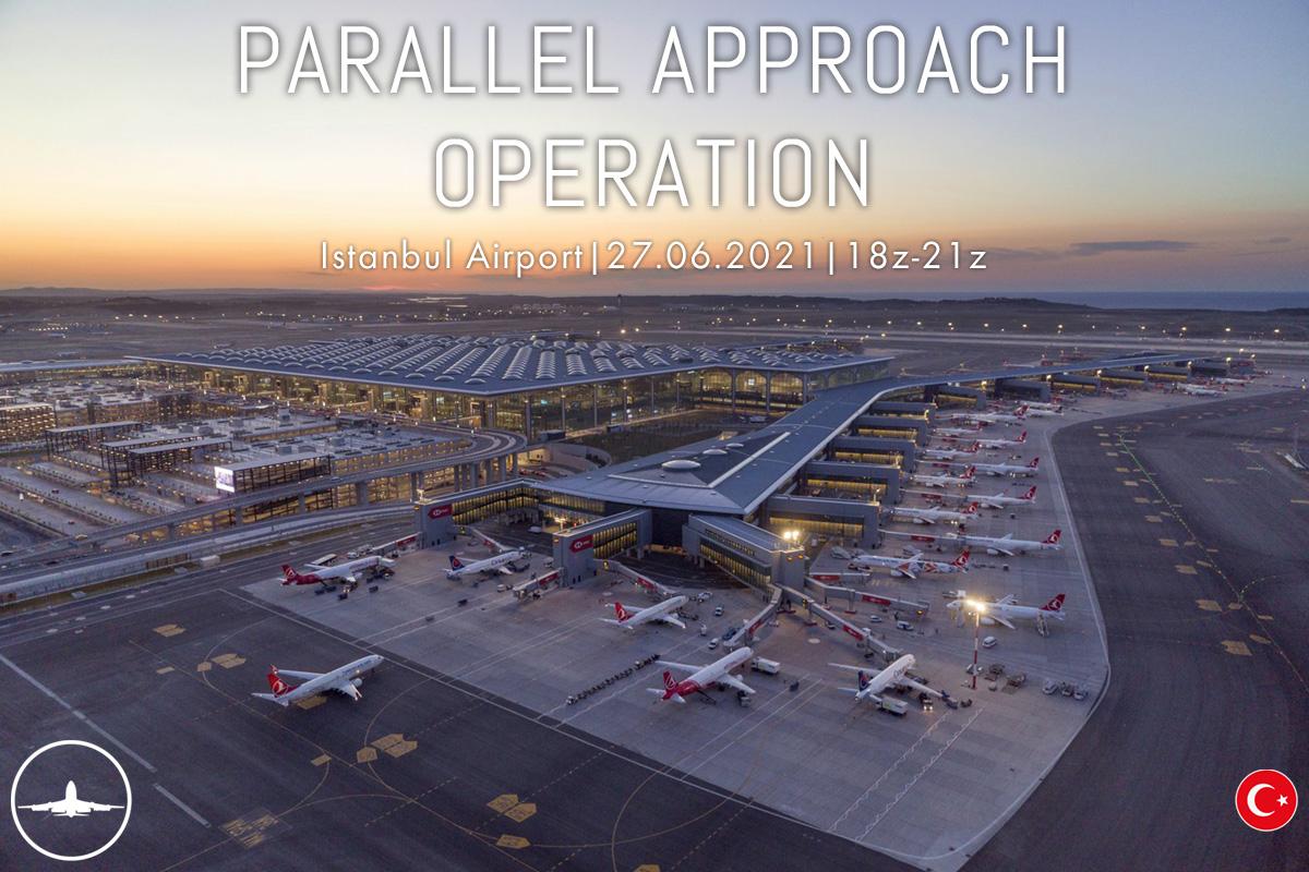 [27 HAZ | 18z-21z][TR] Parallel Approach Operation