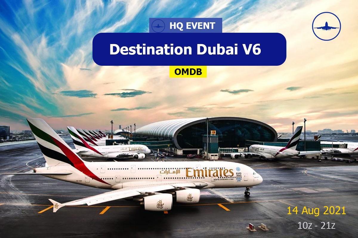 [14 AĞU | 10z-21z][HQ+TR+XG+CH+PL+GR+XU+NL+ES+DE+SK+SD] Destination Dubai v6.0