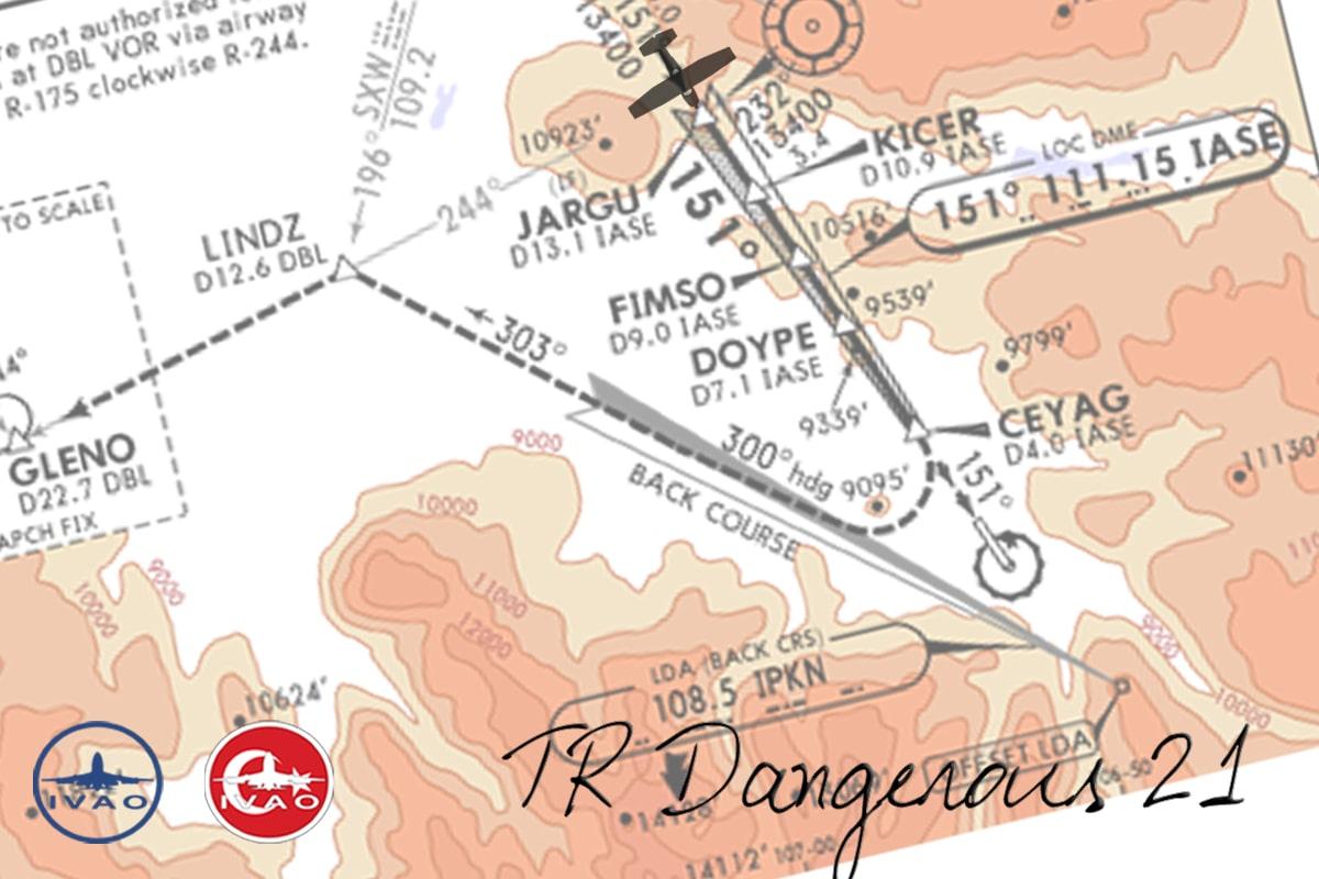 TR Dangerous Airports Tour 2021
