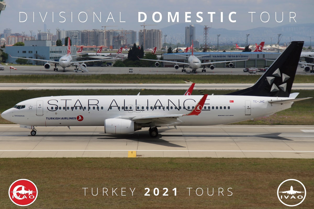 TR Domestic IFR Tour 2021