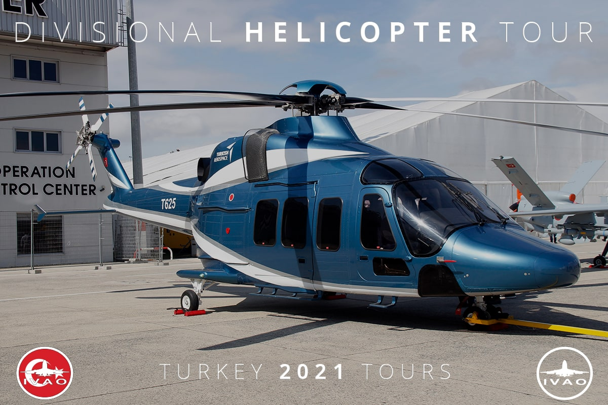 TR Helicopter Tour 2021