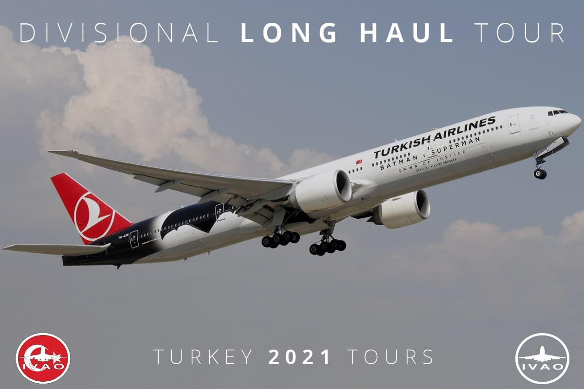 TR Long Haul Tour 2021
