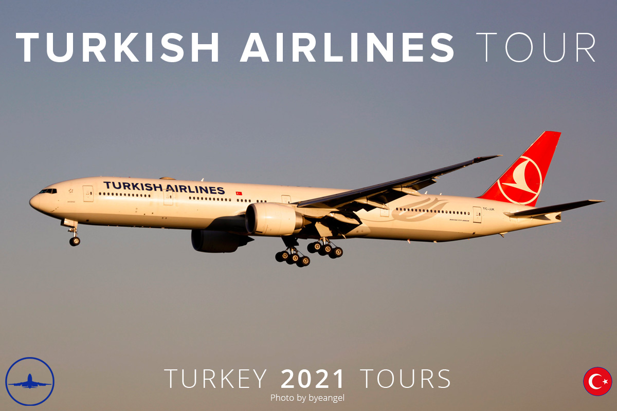 TR Turkish Airlines Tour 2021
