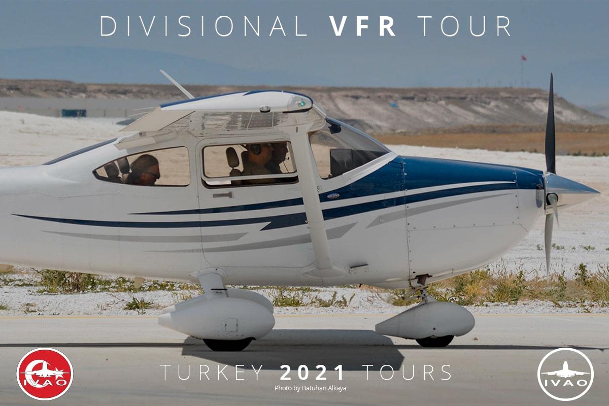 TR VFR Tour 2021